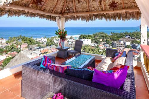 Casa Salita 5 Bedroom Vacation Rental in Sayulita Mexico