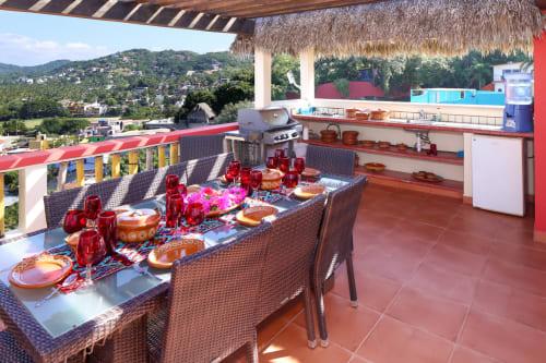 Casa Salita 6 Bedroom Vacation Rental in Sayulita Mexico