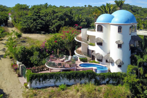 Casas Neruda, Hafiz & Lorca At Villa Poema De Amor Vacation Rental in Sayulita Mexico