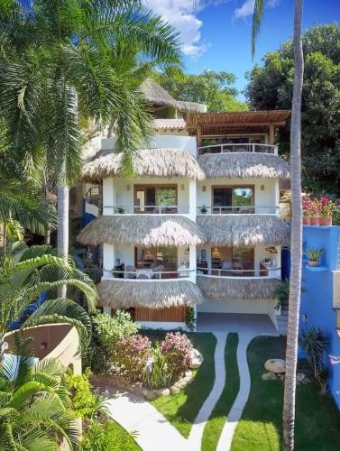 Vista Al Mar At Palmas Reales Vacation Rental in Sayulita Mexico