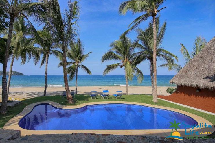 Casa Milagros Vacation Rental in Sayulita Mexico