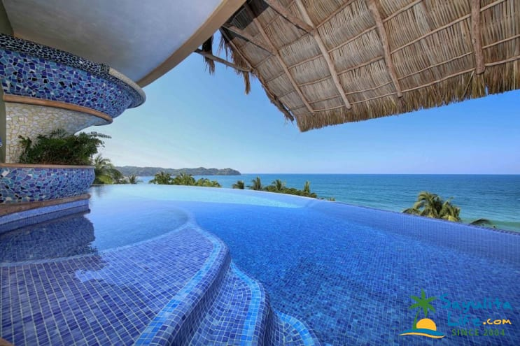 El Palacio Vacation Rental in Sayulita Mexico
