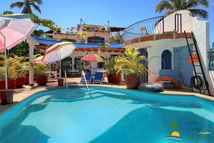 Villas Del Corazon Vacation Rental in Sayulita Mexico