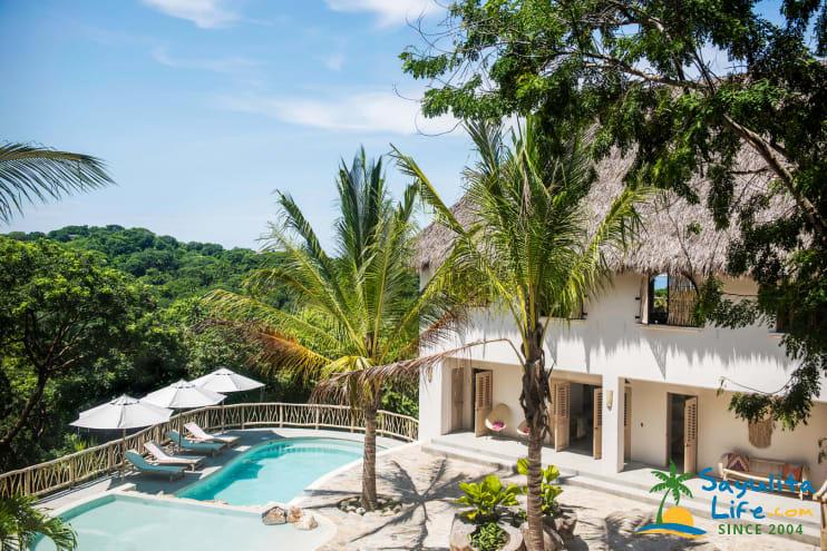 Casa Valentin Vacation Rental in Sayulita Mexico