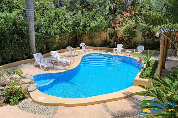 Casa Jaqui 2 Bedroom Vacation Rental in Sayulita Mexico