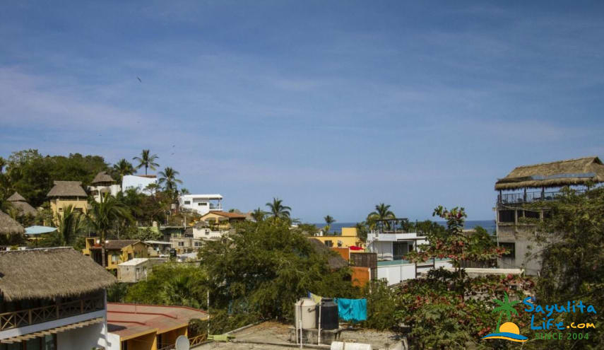 Surf Chateau Vacation Rental in Sayulita Mexico