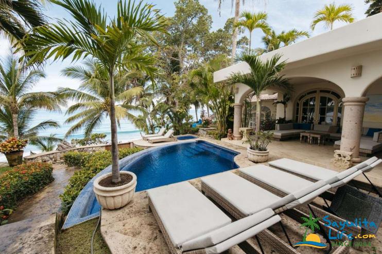 Villa Del Oso Vacation Rental in Sayulita Mexico