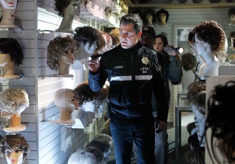 George Eads spiller Nick Stokes i CSI.