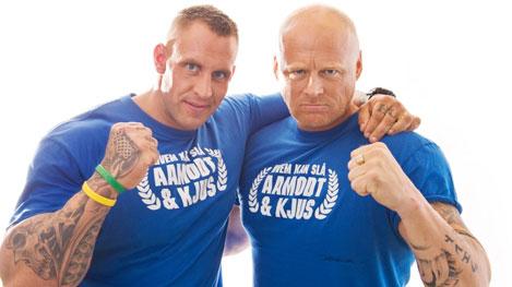 Kan disse to gutta slå Aamodt og Kjus?