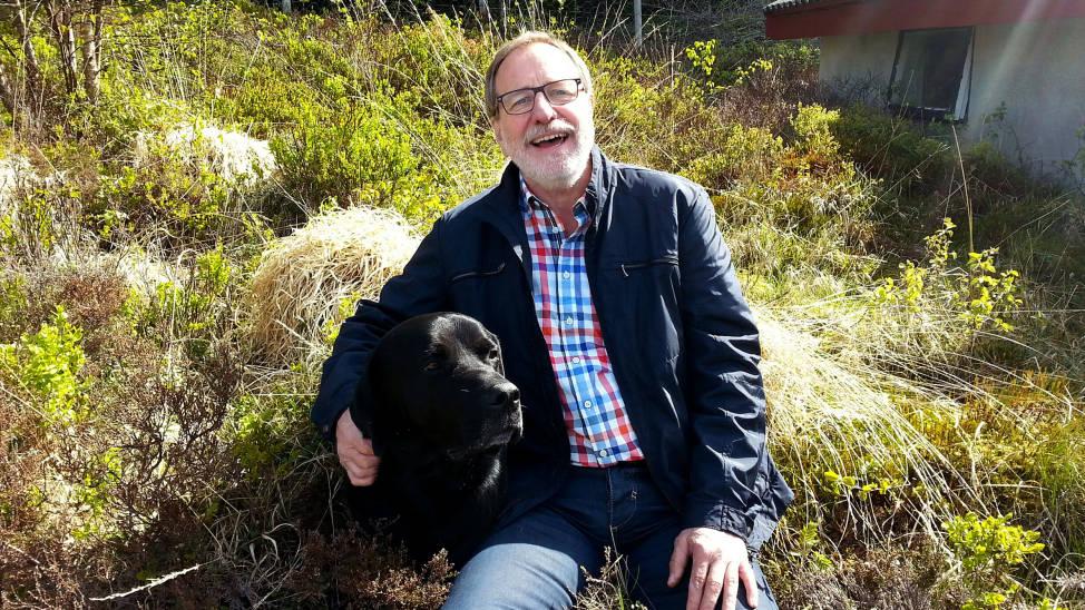 - Fredningsbegrepet er etter min mening helt meningsløst, sier Hans-Gunnar Skarstein. Foto: TV 2