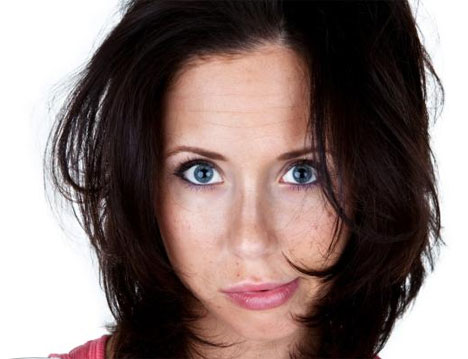 Alle har dårlige hårdager, men hvorfor? Kvinneguiden er på saken! (Foto: Kvinneguiden.no/Klikk.no)