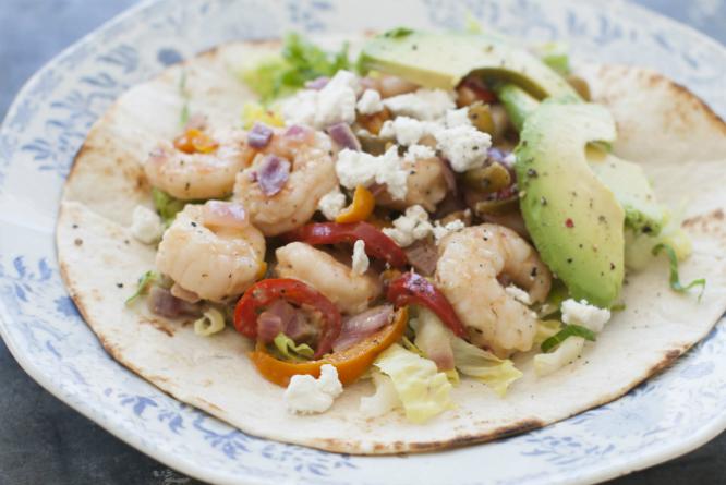 Taco gir ikke bare rester, man kan jo fint lages av rester også. (Foto: AP Photo/Matthew Mead)