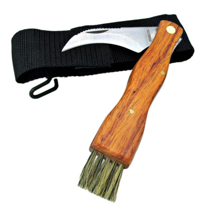 Soppkniven er et hendig verktøy. (Foto: Olav Urdahl/Aftenposten)