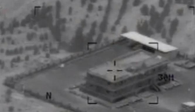 Kampen mot IS ble trappet opp denne uka. (Foto: US Defence Force)