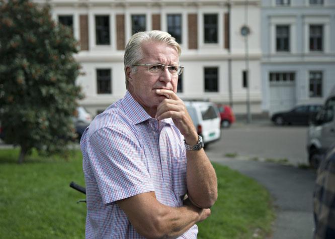 Oslo-ordfører ber folk ikke la seg provosere etter episoden tirsdag kveld. (Foto: Scanpix)