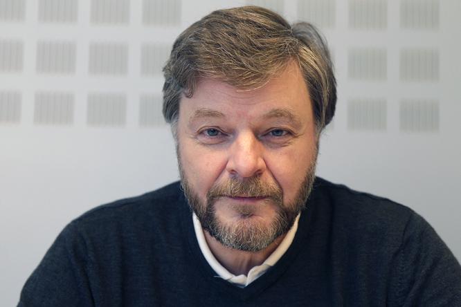 Avdelingsoverlege Steinar Madsen i Statens Legemiddelverk vurderer har tidligere advart mot feildosering. (Foto: Trond Solberg/VG/Scanpix.)