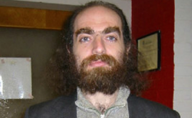 Den geniale matematikeren Grigorij Perelman. (Foto: AP Photo/International Mathematicians Congress)