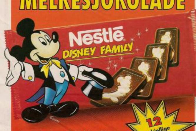 Gammel favoritt. (Foto: Nestlé)