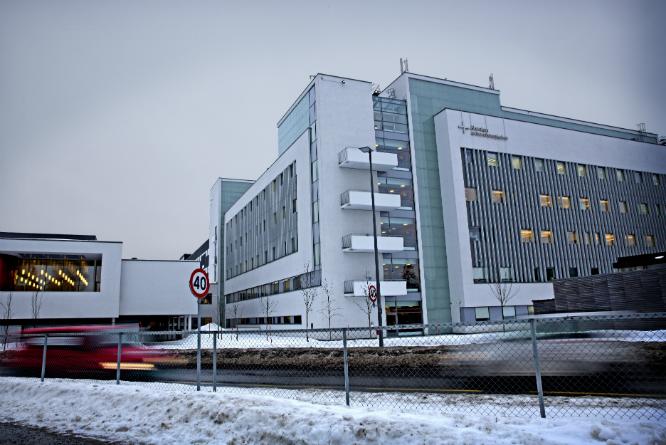 Akershus Universitetssykehus (Ahus). (Foto: Mattis Sandblad/VG)