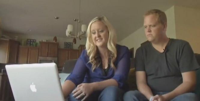 Makenzies og Stevens Facebook-innlegg har fått stor oppmerksomhet. (Foto: ABC News)