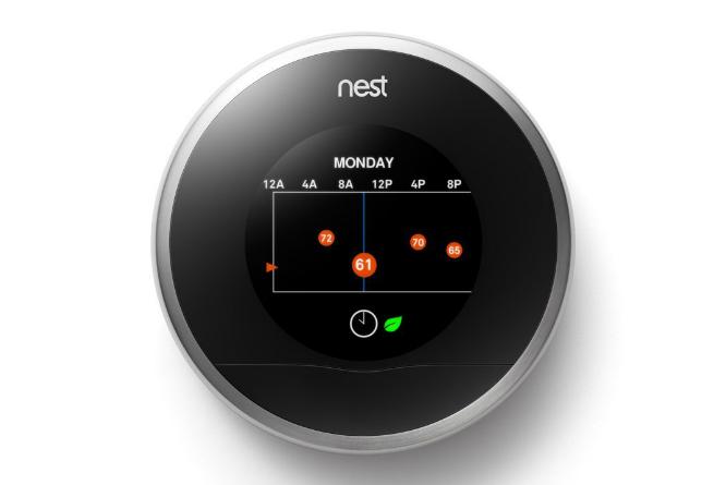 Google kjøpte Nest for mer enn 20 milliarder norske kroner i januar. (Foto: Nest)