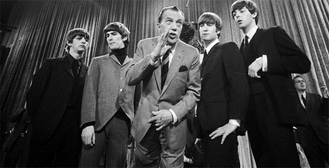Plateselskap avviste Beatles. (Foto: Scanpix)