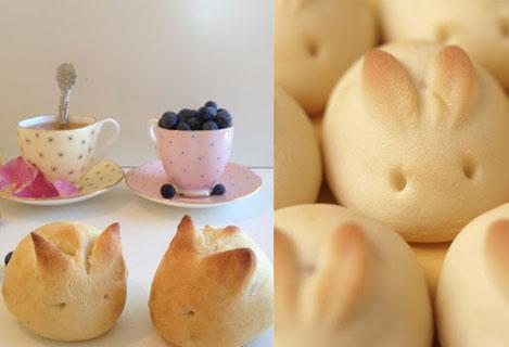 Veldig søte, og ikke så vanskelige å lage. Disse vil vekke oppsikt på frokostbordet! (foto: reminiscence kitchen)