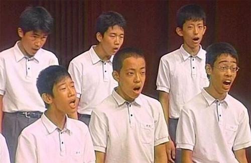 Alle i koret har sin rolle.