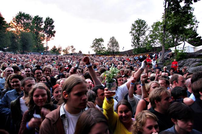 Quart 2004. (Foto: Espen Braata/VG)