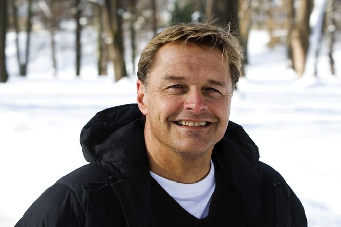 Dag Otto Lauritzen fra Grimstad. (Foto: Frode Hansen/VG)