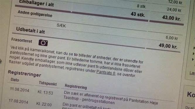 (Foto: Dansk retursystem)