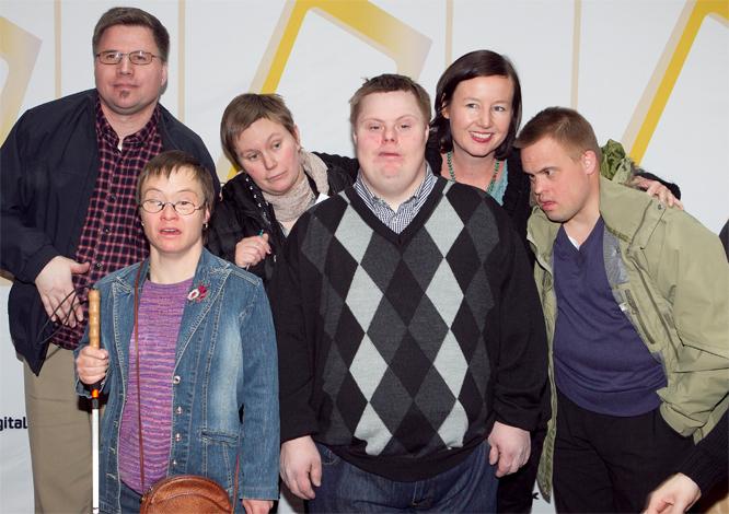 Gjengen i Tangerudbakken gir deg julestemning på TVNorge. (Foto: Scanpix)