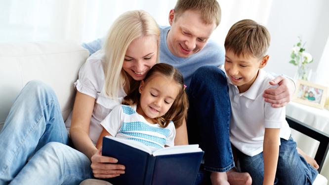 Les et nytt kapittel for barna hver dag. (FOTO: COLOURBOX)