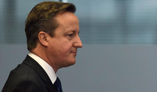 David Cameron er kritisk til krypterte meldingstjenester. (Foto: AFP/NTB scanpix)