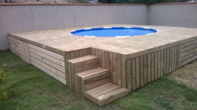 Bygge inn basseng
