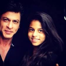 srk's daughter