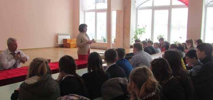 Выступление педагога-психолога ЦДК Мандриковой Л.Е.
