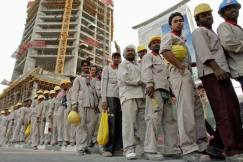 Emirates workers