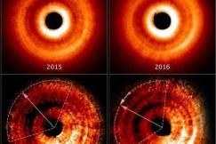 Hubble planets