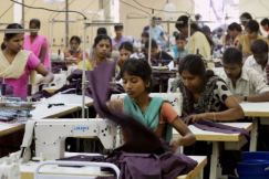 India factory workers