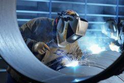 Industrial output in Ukraine
