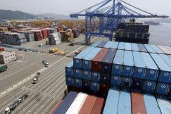 South Korea export