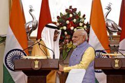 UAE and India