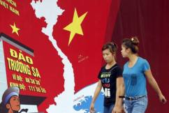 Vietnam, China