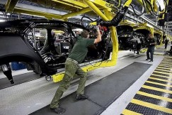 UK manufacturing growth slows