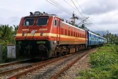 India train investment