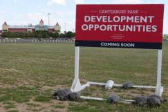 Canterbury Park Holding