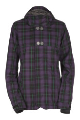 L35385000 w heavenly plaid jacket 1