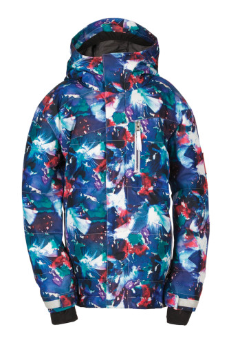 L35391100 y troop feather print jacket 1