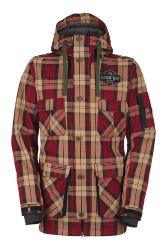 L35550300 utility jacket plaid 1